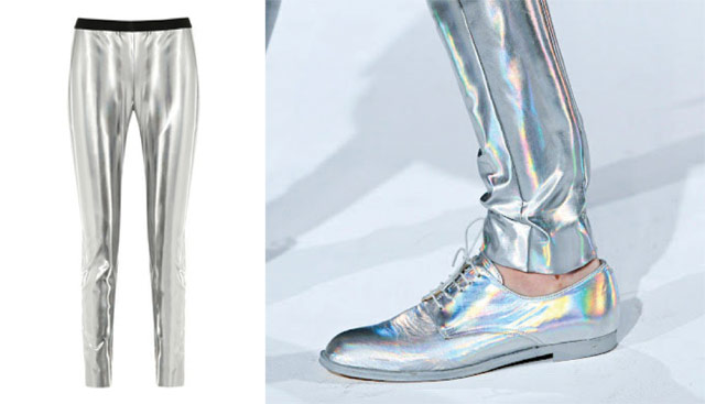 Hussein-Chalayan-Holographic-Pants-and-Oxfords