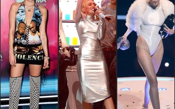 Miley Cyrus EMA
