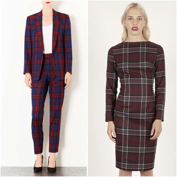 Suit: Topshop | Dress: Lavish Alice