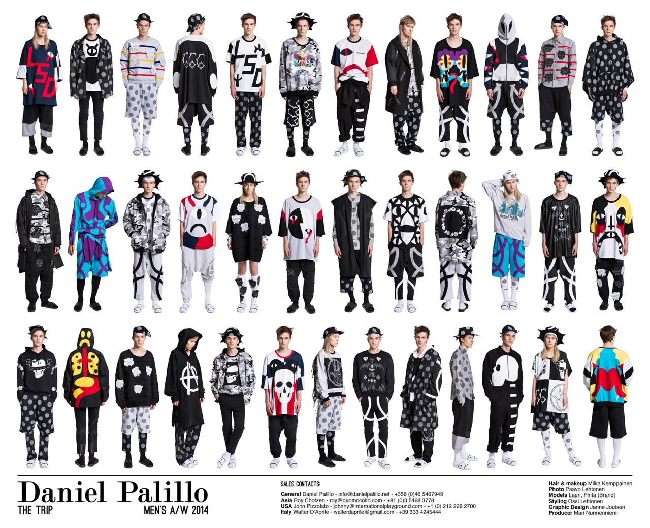 Daniel Palillo The Trip